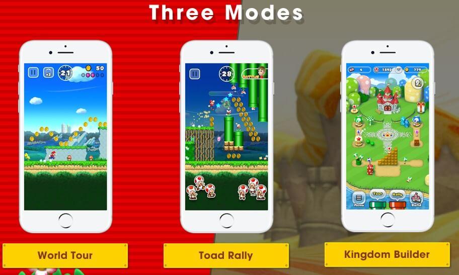 Super Mario Run Android'e ne zaman gelecek? 4