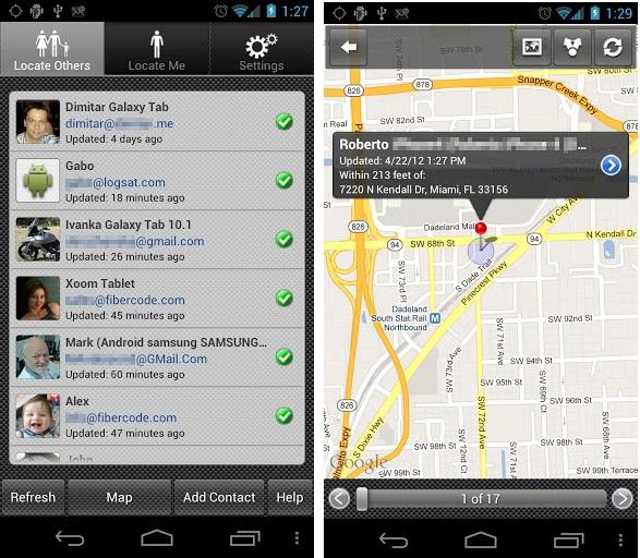 Android: Telefonla Araç Takip Sistemi