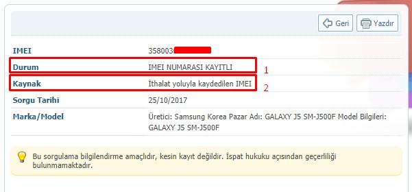 Telefonum yurtdışı mı yoksa Türkiye garantili mi nasıl anlarım? 11