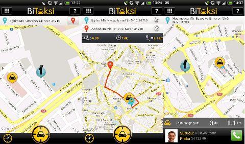 taksi-aracı-çağırma-uygulaması-bitaksi