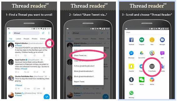 Twitter mesaj dizileri kolayca nasıl blog yazısı gibi okunur? 16