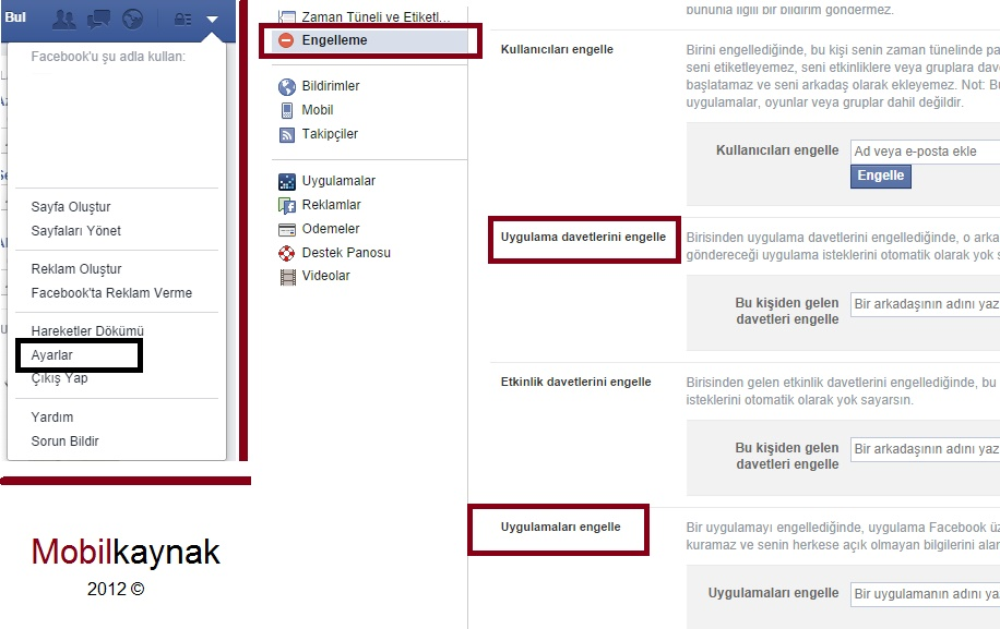 uygulama-engelleme-facebook