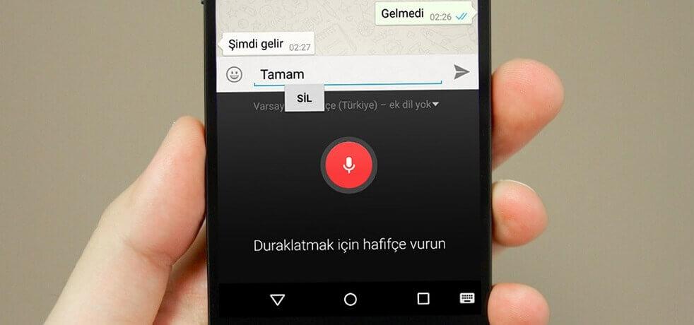 Android Telefonda Daha Hızlı Yazmak için İpuçları 15