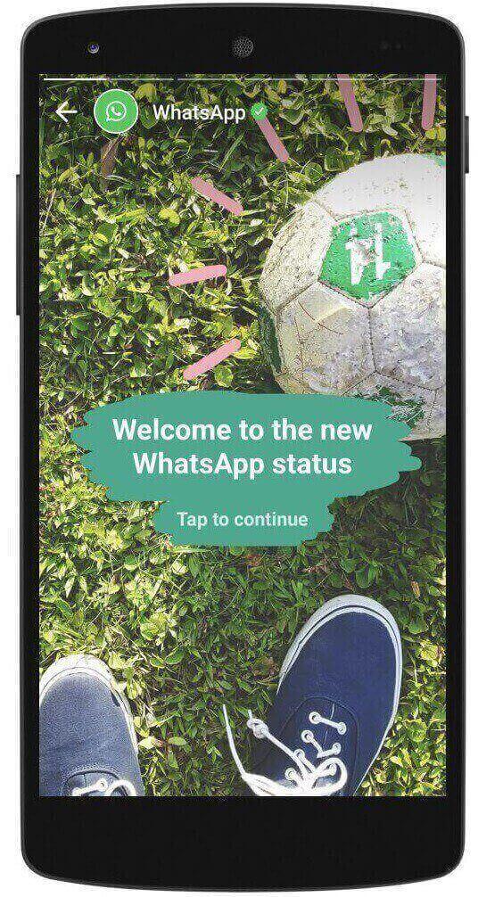 whatsapp durum yenilendi