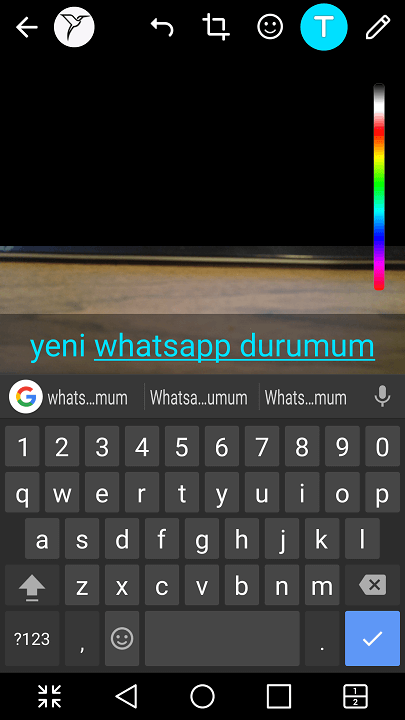 Whatsapp Hikayeler nasıl kullanılır? 27