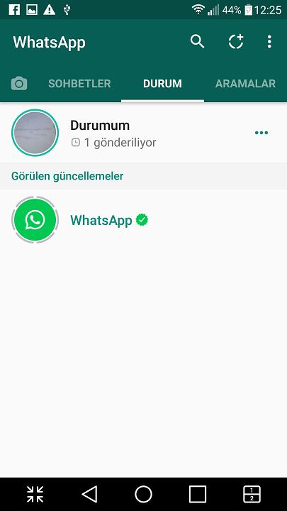 Whatsapp Hikayeler nasıl kullanılır? 30