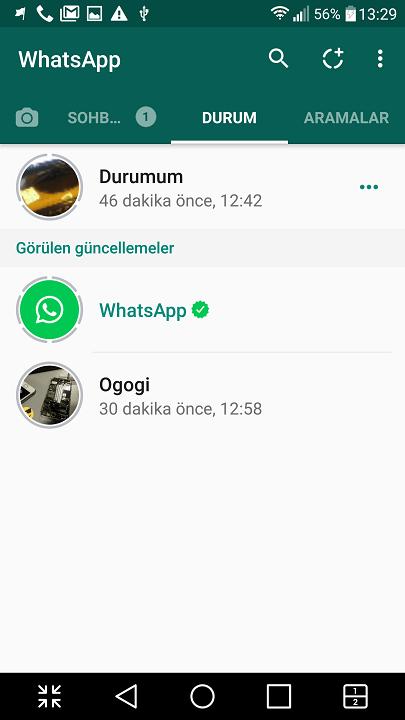 Whatsapp durumu nasıl silinir? (Whatsapp Hikayeler) 6