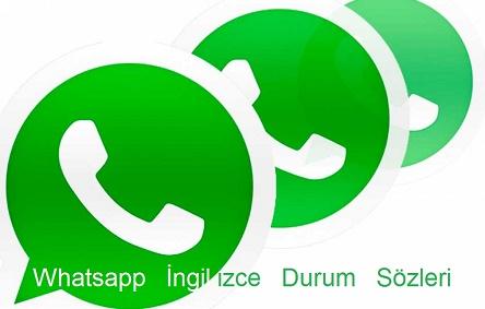 En iyi İngilizce Whatsapp durumları